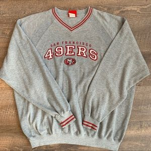 San Francisco 49Ers Sweater